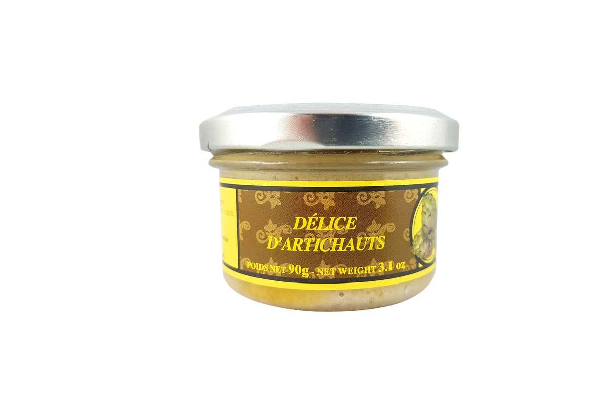 Délice d'artichauts, Le Vieux Bistrot (90 g)