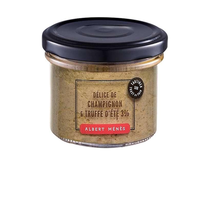Délice de champignon et truffe, Albert Ménès (100 g)