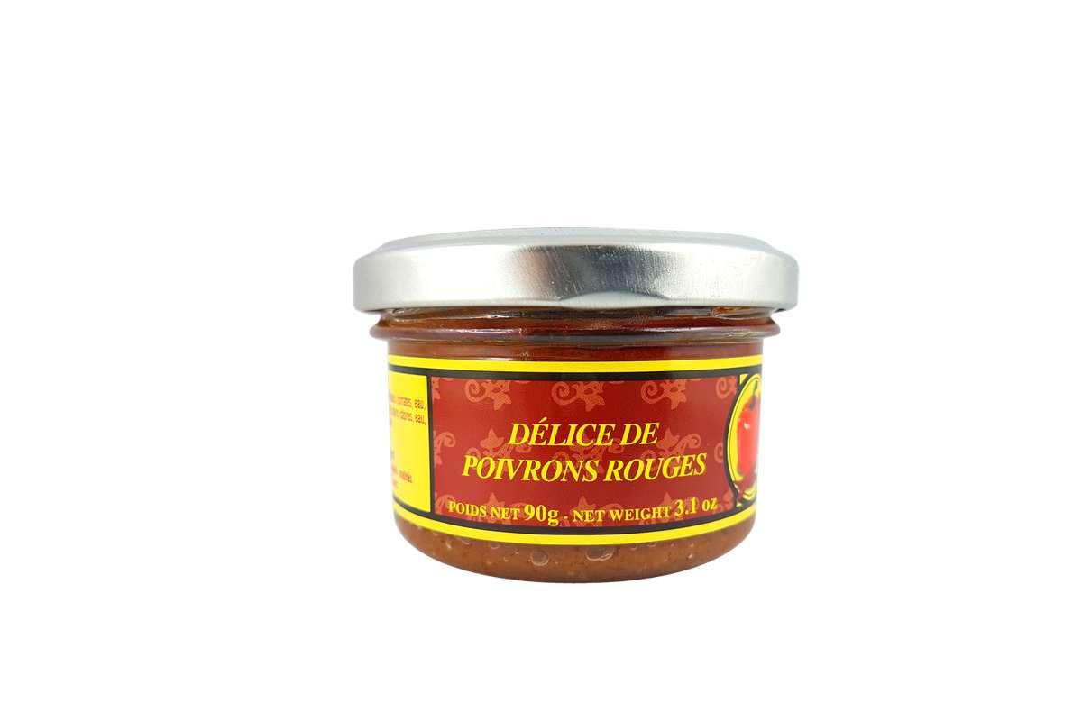 Délice de Poivrons rouges, Le Vieux Bistrot (90 g)
