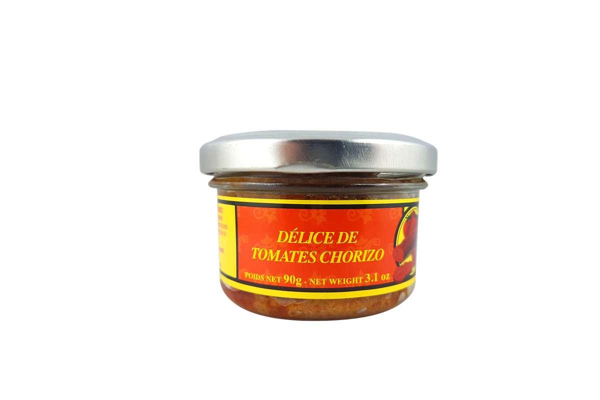 Délice de Tomates et Chorizo, Le Vieux Bistrot (90 g)