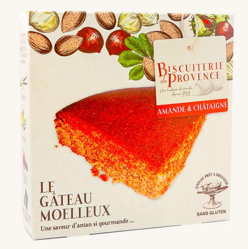 Délice d'Amandier chataîgnes Sans Gluten, Biscuiterie de Provence (240 g)