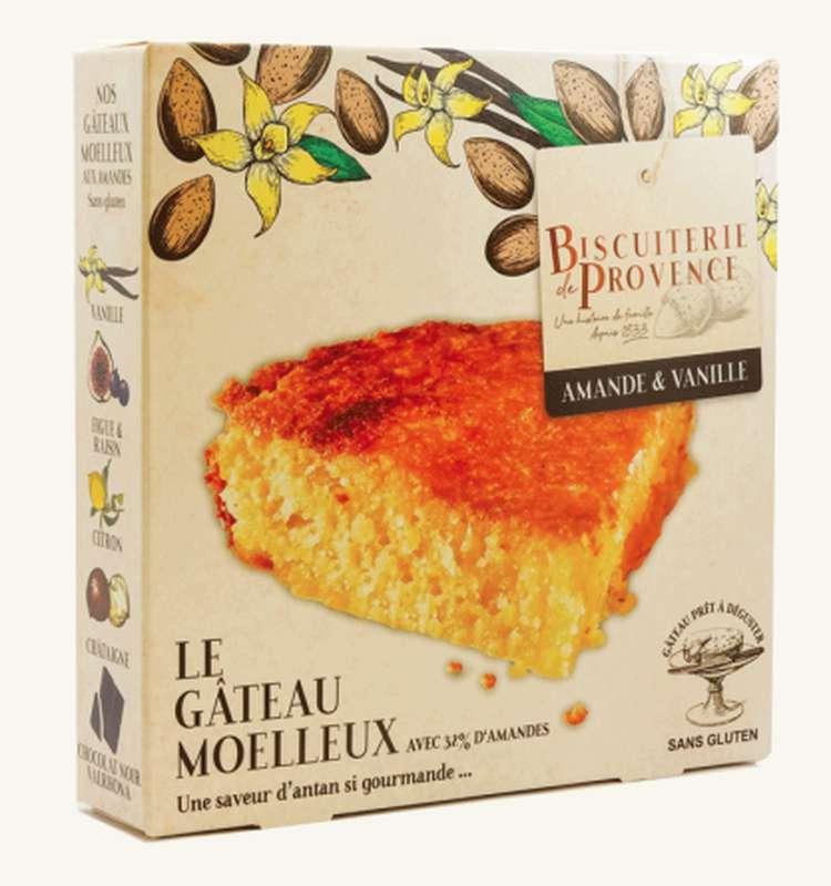 Délices d'Amandier nature Sans Gluten, Biscuiterie de Provence (240 g)