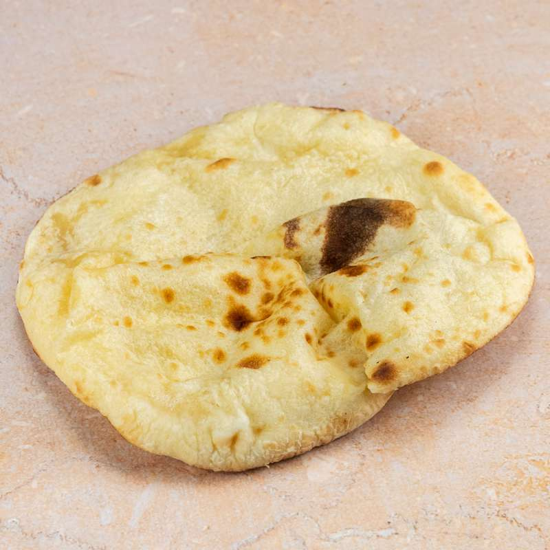 Délicieux Cheese Naan maison cuit au four tandoor par La belle vie