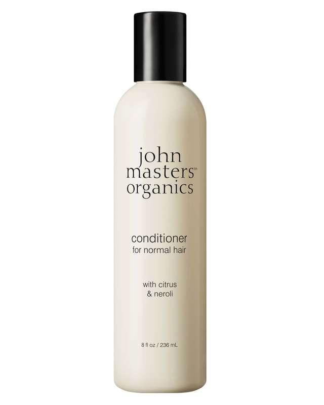 Démêlant cheveux normaux aux agrumes et au néroli BIO, John Masters Organics (236 ml)