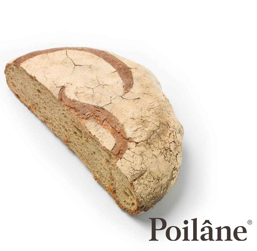 Demi Miche tranché, Poilâne (900 g)