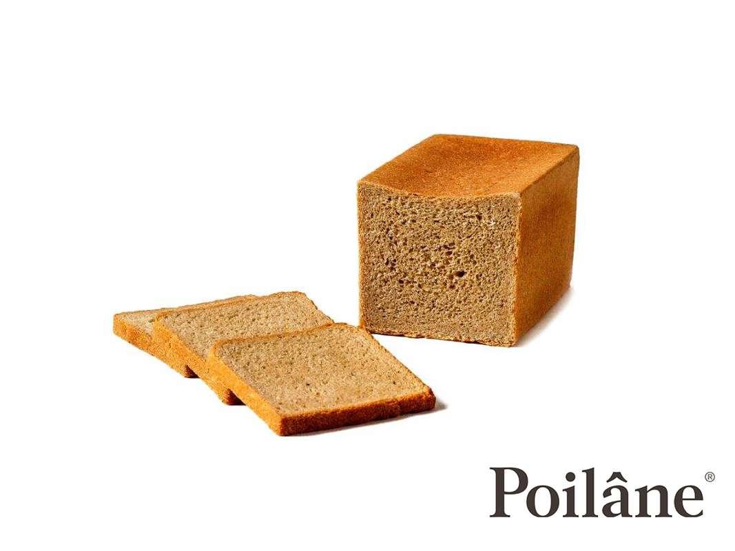 Demi pain de mie tranché, Poilâne (450 g)