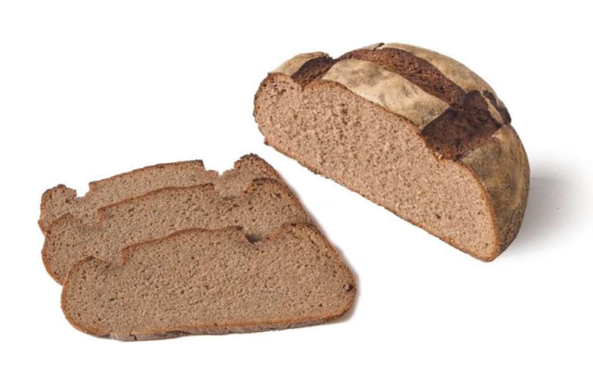 Demi pain de seigle tranché, Poilâne (430 g)