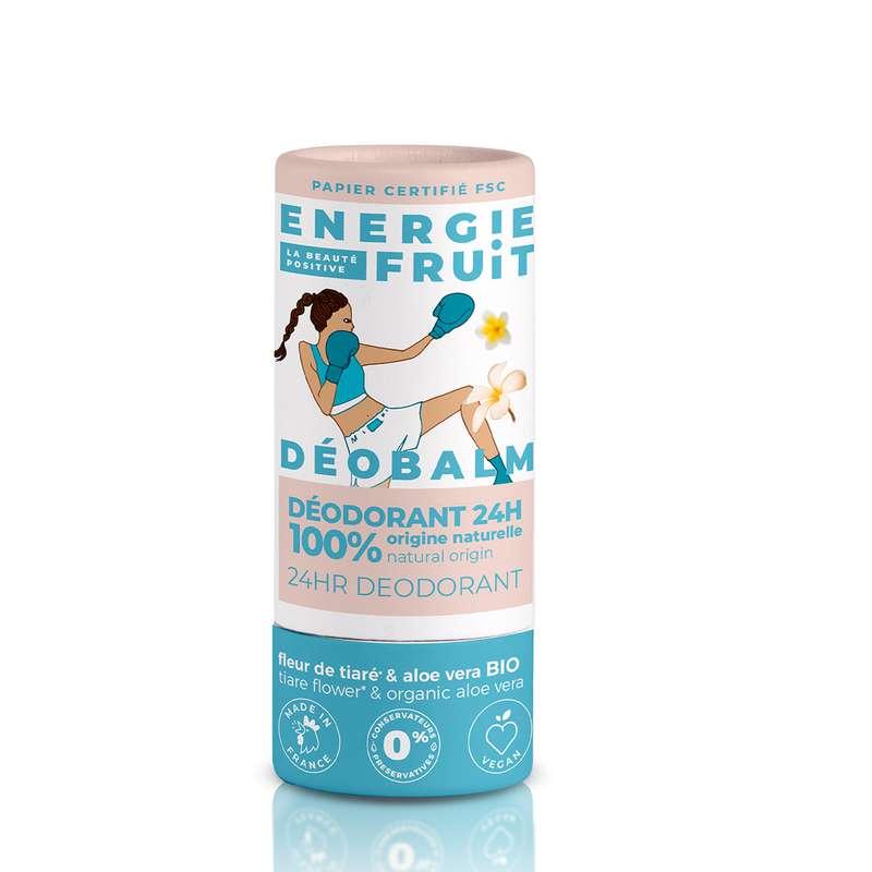 Déobalm cosmo Fleur de Tiaré et Aloe Vera 24h, Energie Fruit (30 ml)