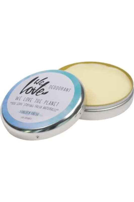 Déodorant crème Forever Fresh, We Love The Planet (48 gr)