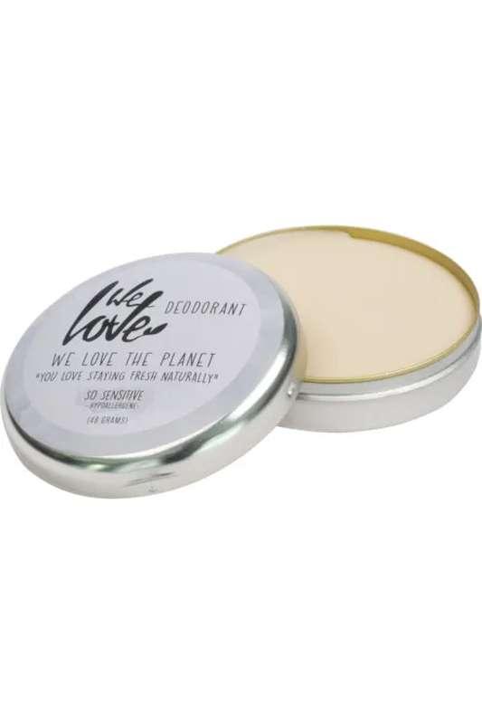 Déodorant crème So Sensitive, We Love The Planet (48 gr)