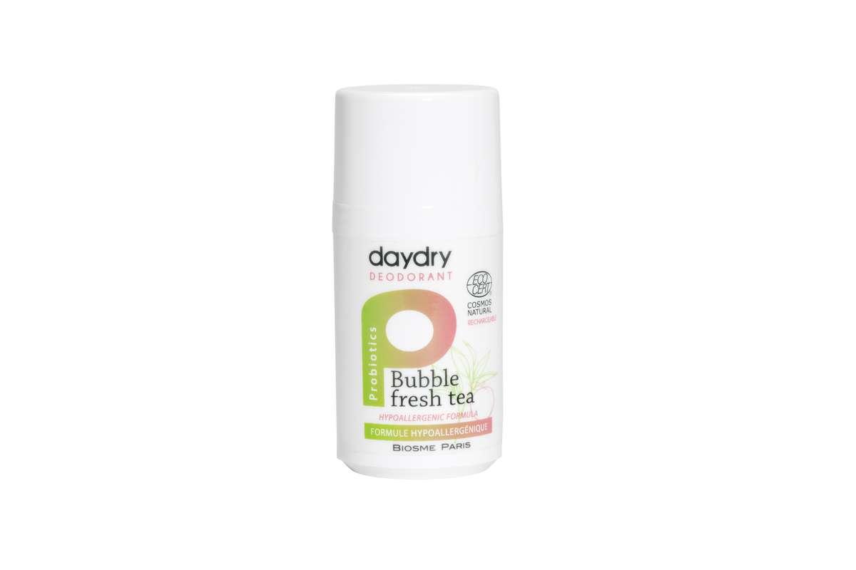 Déodorant naturel Bubble Fresh Tea BIO, DayDry (50 ml)