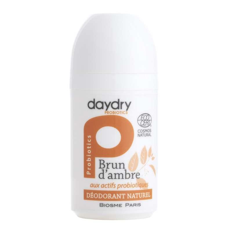 Déodorant naturel Brun d'Ambre BIO, DayDry (50 ml)
