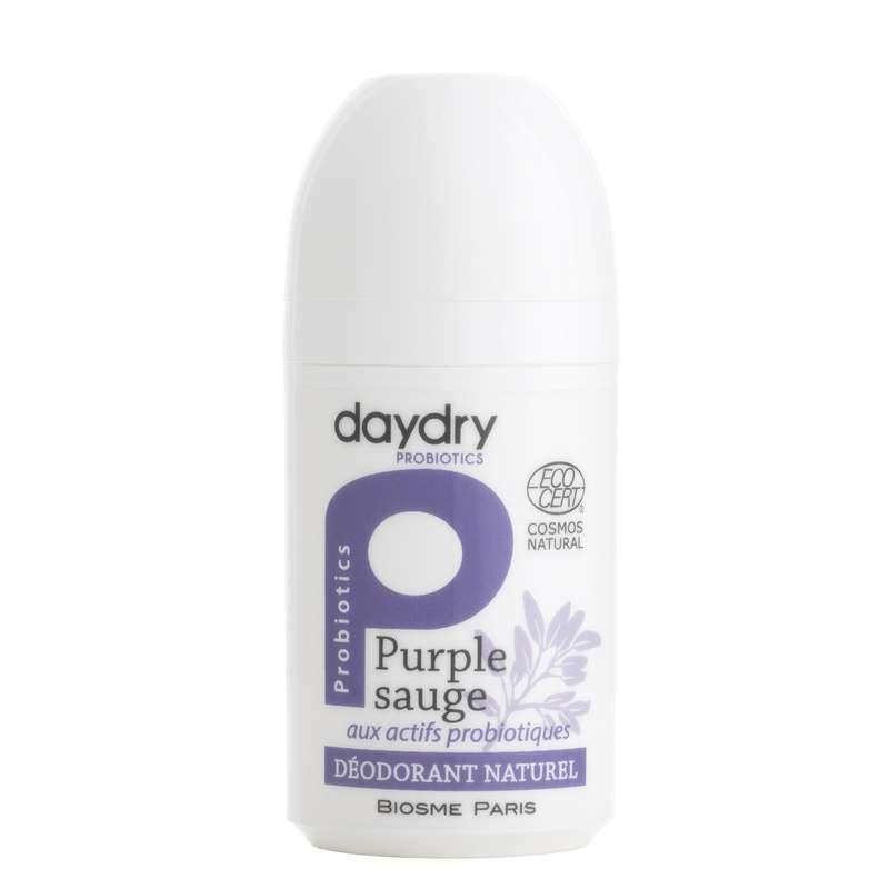 Déodorant naturel Purple Sauge BIO, DayDry (50 ml)