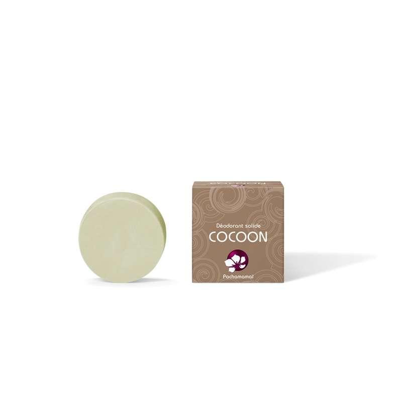 Recharge de déodorant solide sans huiles essentielles Cocoon, Pachamamaï (24 g)