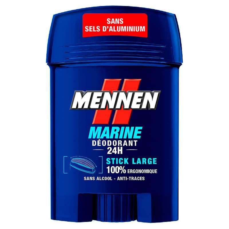 Déodorant stick 24H Marine, Mennen (50 ml)