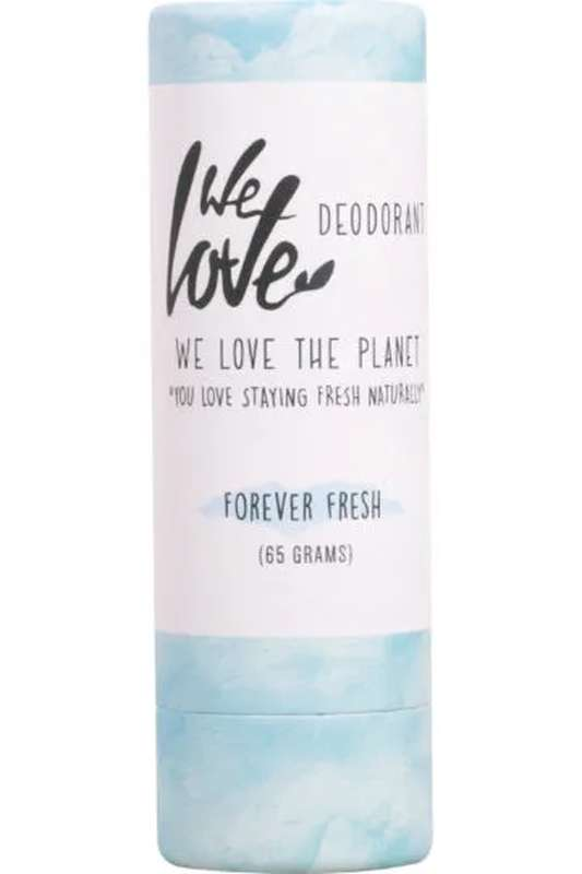 Déodorant stick Forever Fresh, We Love The Planet (65 gr)