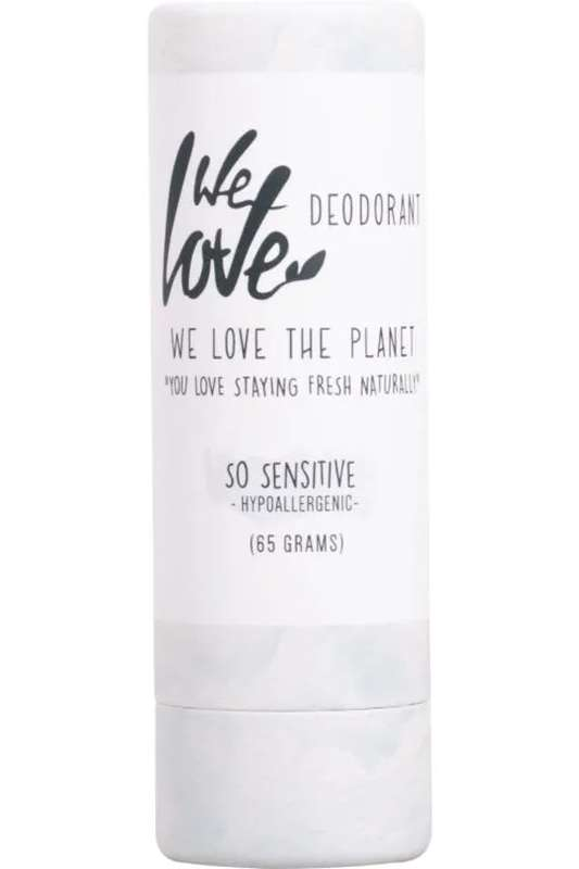 Déodorant stick So Sensitive, We Love The Planet (65 gr)