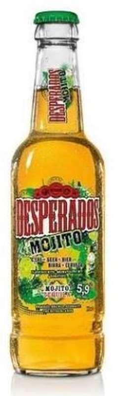 Desperados Mojito 5.9° (33 cl)