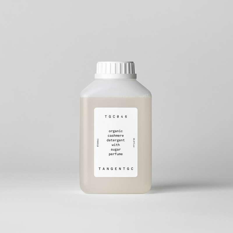 Lessive cachemire parfum Sucre, Tangent GC (500ml)