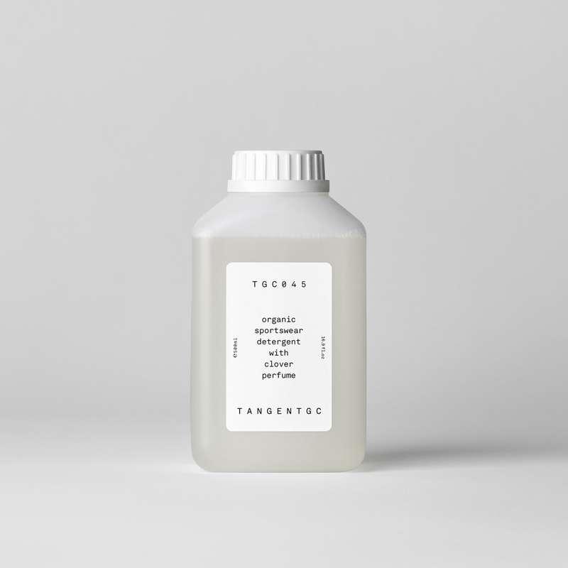 Lessive vêtements de sport parfum Trèfle, Tangent GC (500ml)
