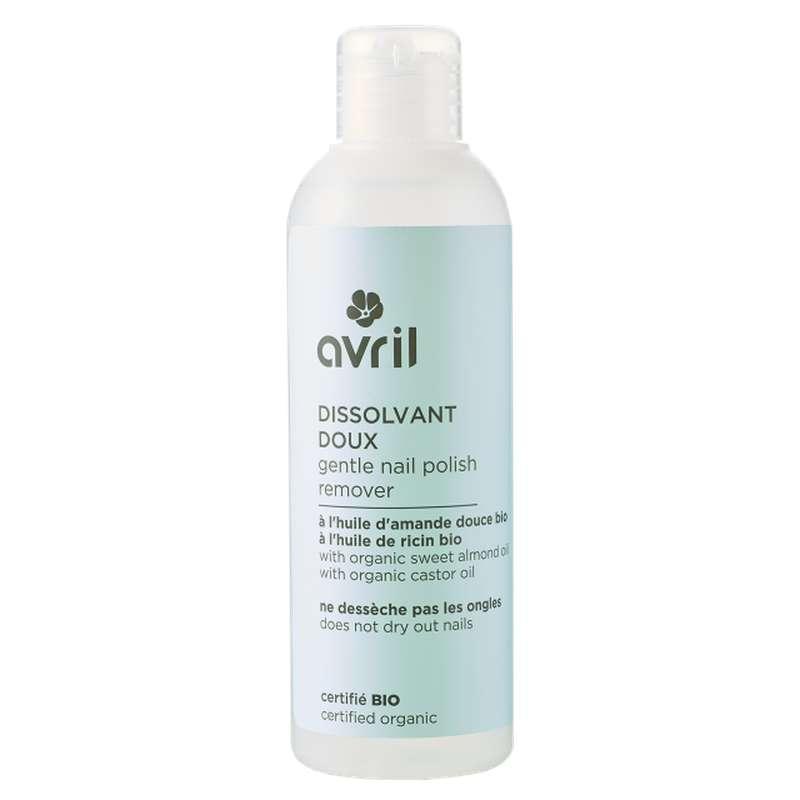 Dissolvant doux certifié BIO, Avril (200 ml)