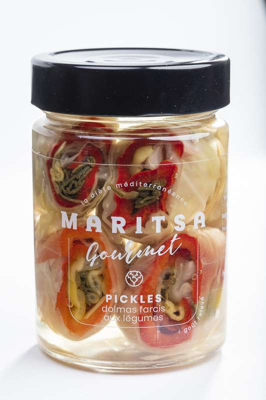 Dolmas farcis aux légumes, Maritsa (180 g)