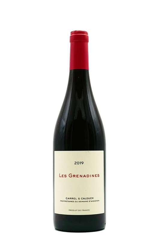Domaine d'Ansignan Les Grenadines - 2019 - IGP Côtes Catalanes  (75 cl)