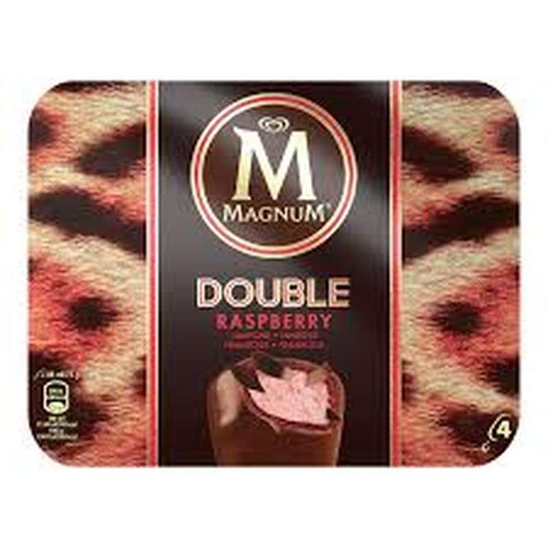 Magnum Double Framboise, Miko (x 4)