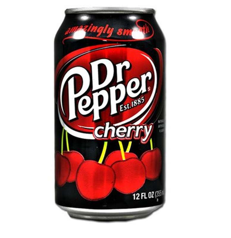Dr Pepper Cherry (33 cl)