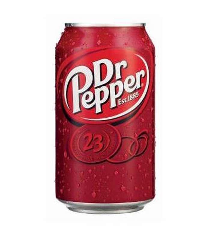 Dr Pepper (33 cl)