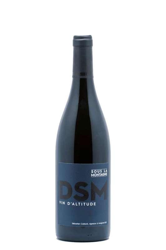 DSM Vin d'Altitude - 2016 - AOP Côtes Du Roussillon Villages (75 cl)