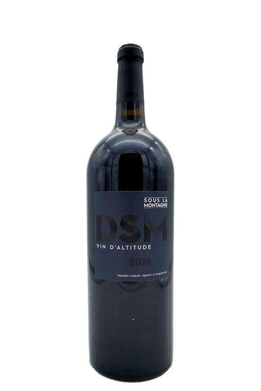DSM Vin d'Altitude Magnum - 2016 - AOP Côtes Du Roussillon Villages  (150 cl)
