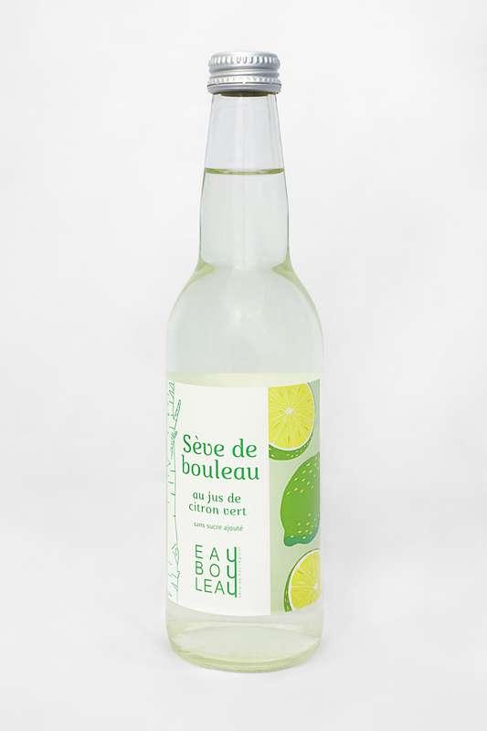Eau de Bouleau citron vert BIO, Foreo (33 cl)