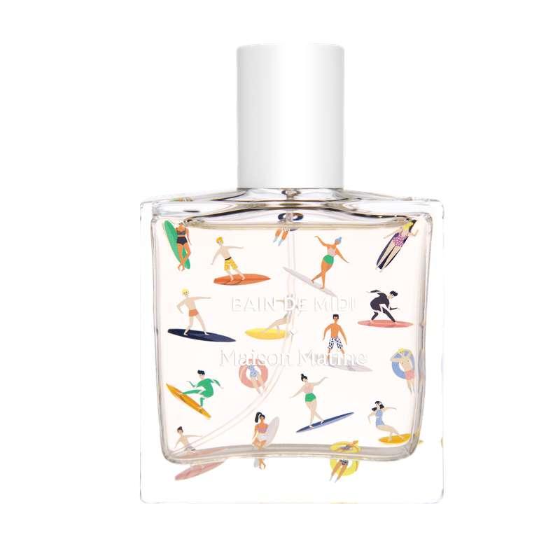 Eau de parfum Bain de Midi, Maison Matine (50 ml)