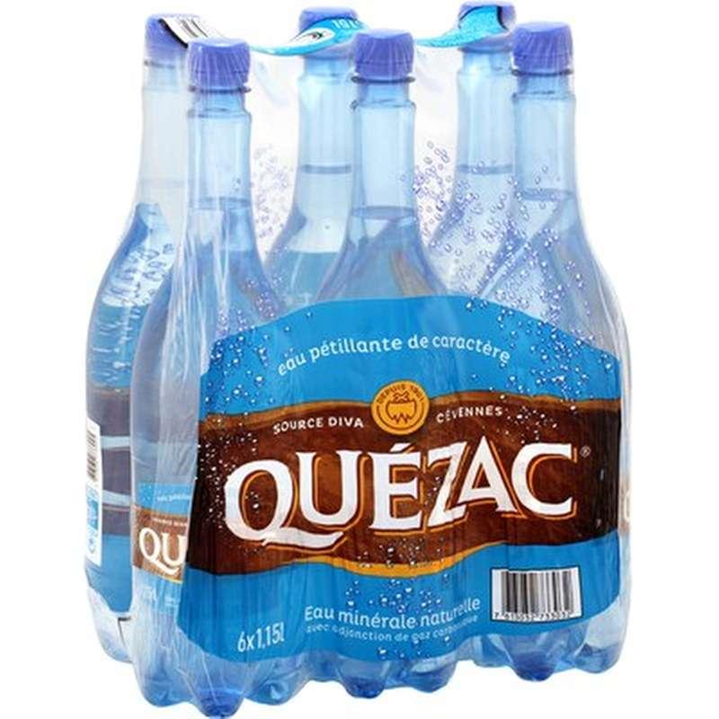Pack de Quézac (6 x 1,15 L)