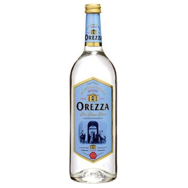 Orezza, bouteille en verre (1 L)