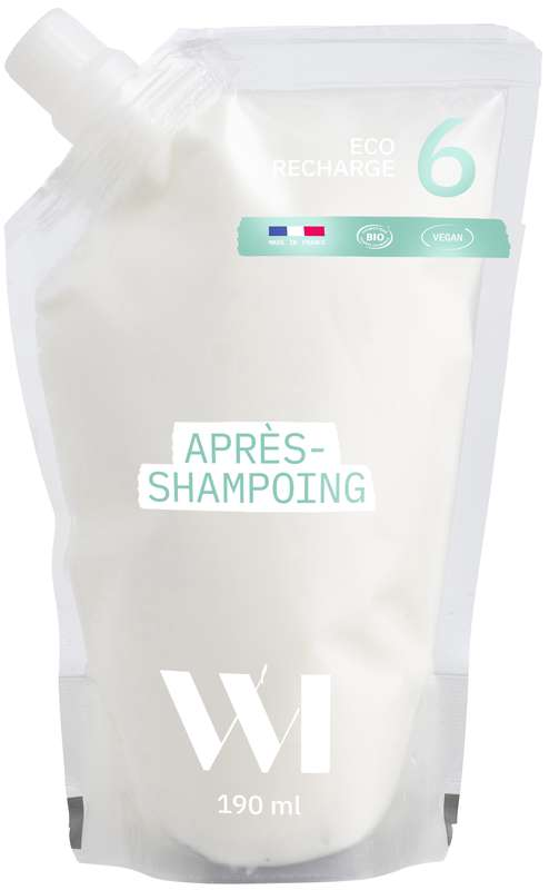 Eco-recharge Après-shampoing BIO, What Matters (190 ml)