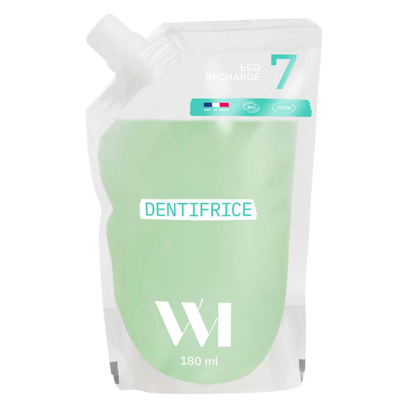 Eco-recharge Dentifrice BIO, What Matters (180 ml)