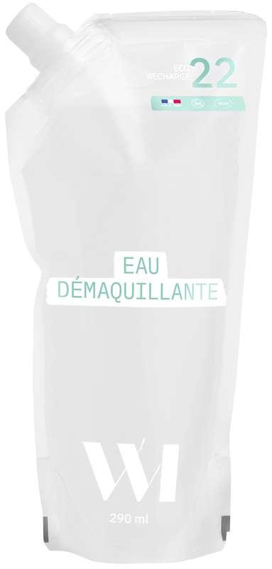 Eco-recharge Eau démaquillante BIO, What Matters (290 ml)