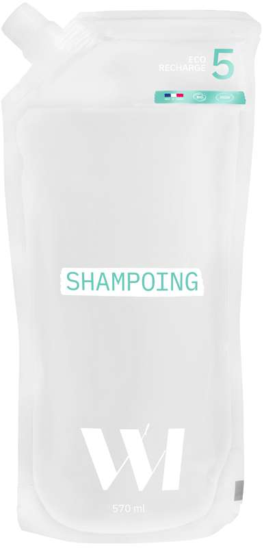 Eco-recharge Shampoing BIO, What Matters (570 ml)