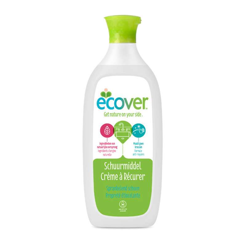 Crème à récurer, Ecover (500 ml)