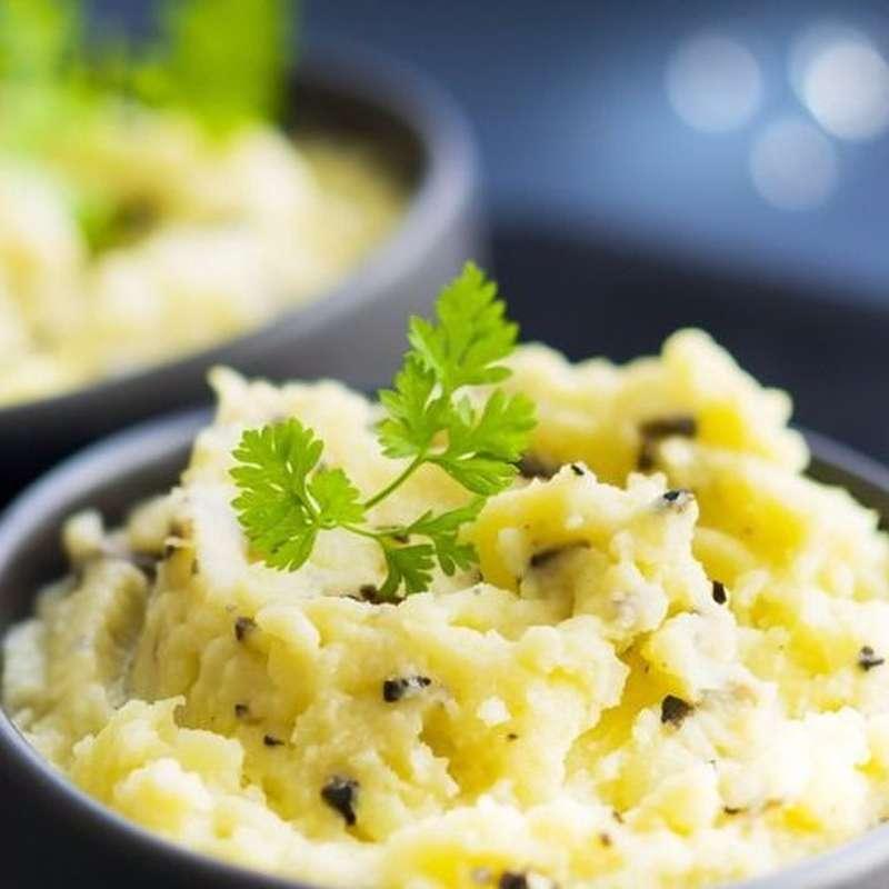 Écrasé de pommes de terre au beurre AOP par La belle vie (300 g)