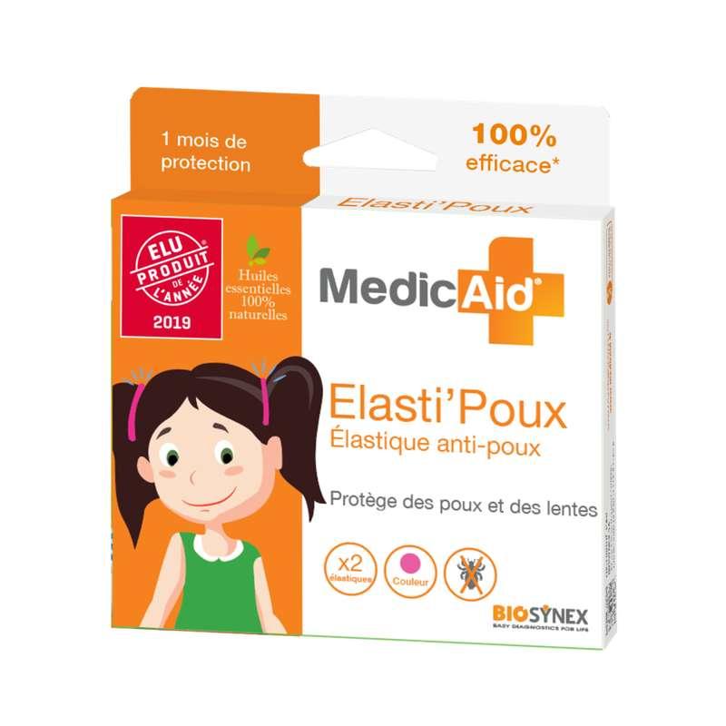 Elastique anti-poux, MedicAid