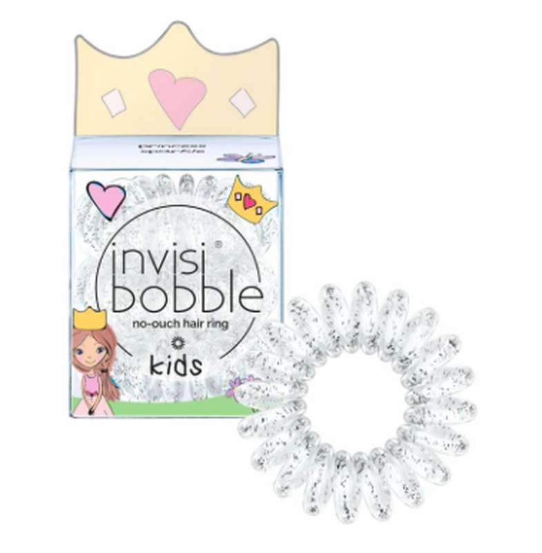 Elastique cheveux KIDS Princess Sparkle, Invisibobble (x1)