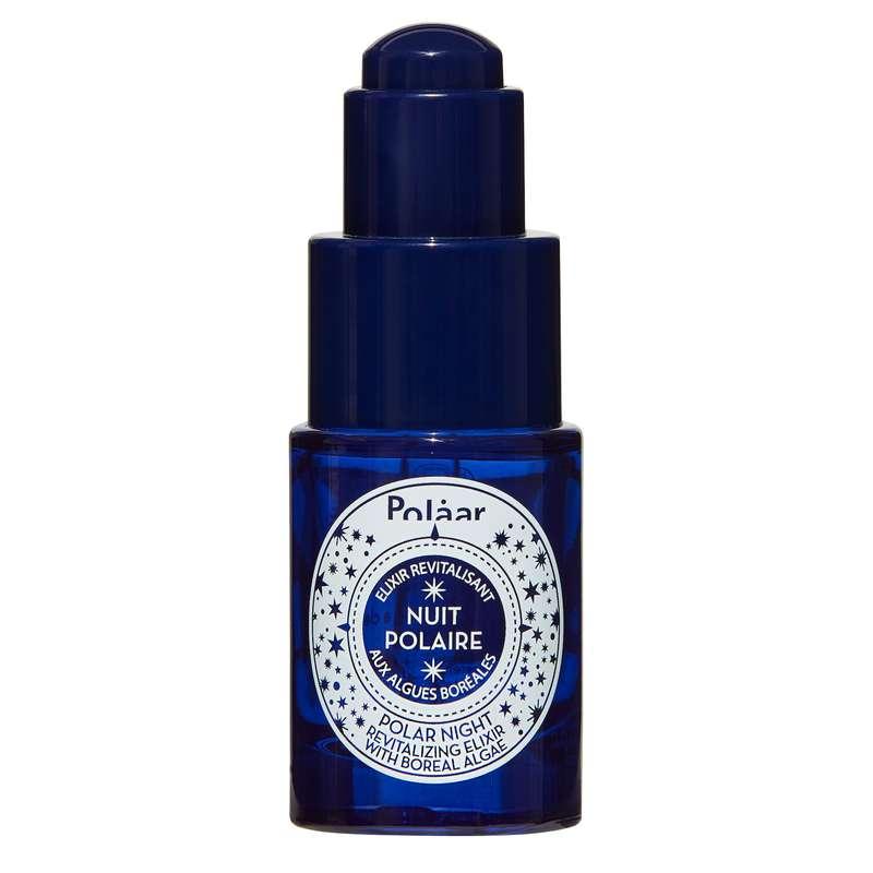 Elixir visage revitalisant Nuit Polaire aux algues boréales, Polaar (15 ml)