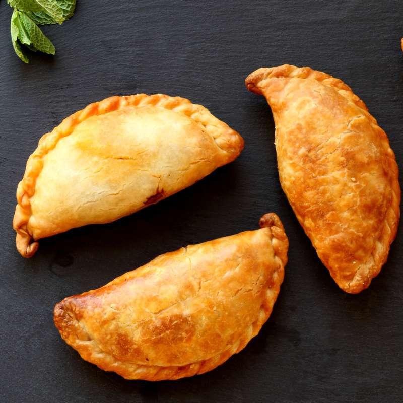 Empanadas au cheddar et poivron (x 3, 260 g)