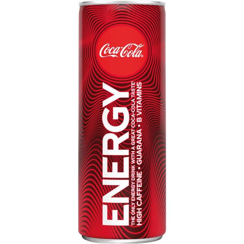 Coca Cola Energy - boisson energetique (25 cl)
