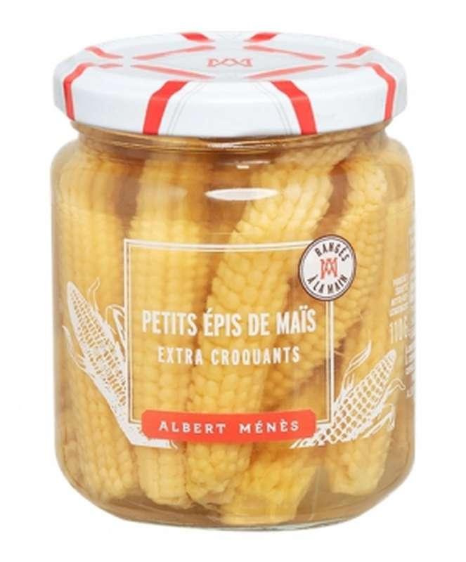 Epis de maïs au vinaigre fin, Albert Ménès (110 g)