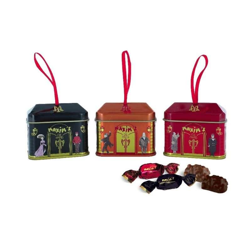 Étui 3 mini Maisons Rochers, Maxim's (140 g)