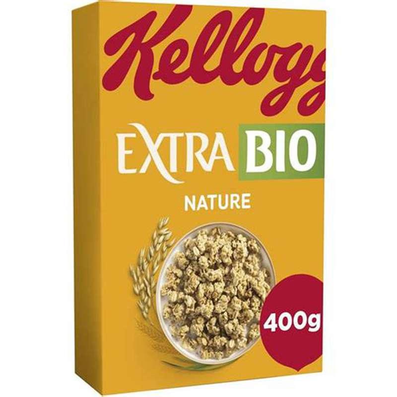 Extra nature BIO, Kellogg's (400 g)